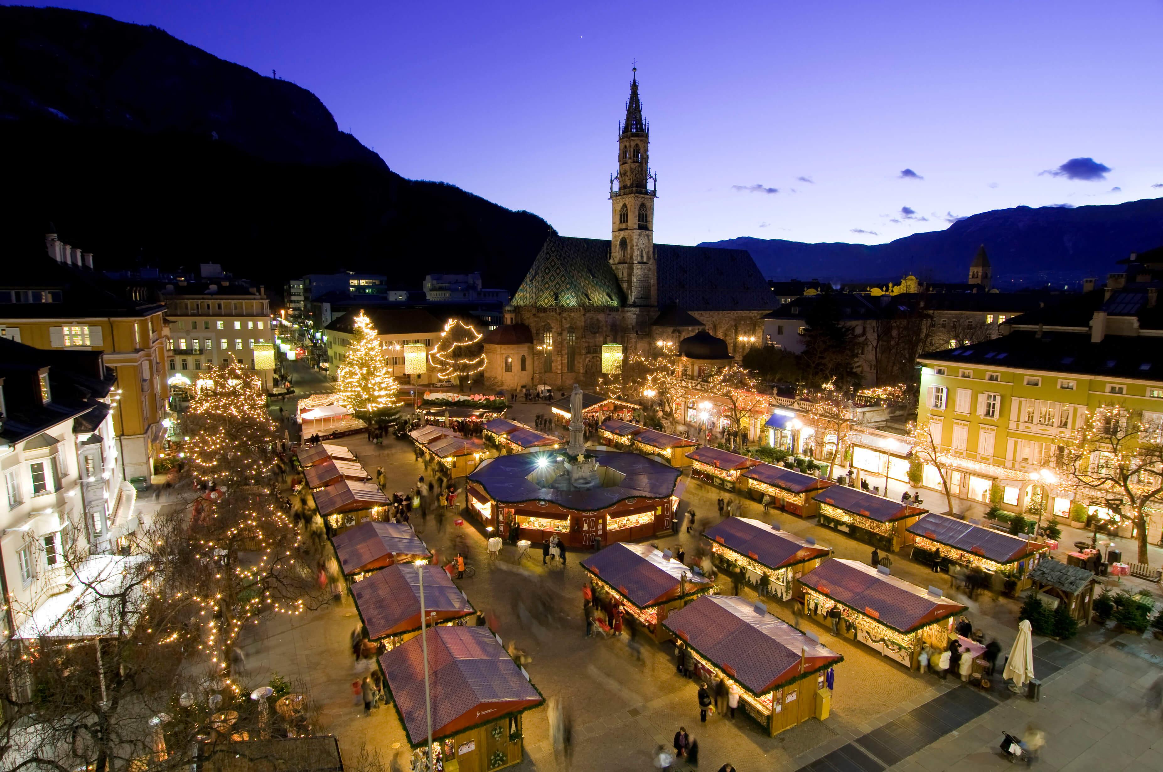 Bolzano Mercatini Di Natale.Mercatini Di Natale Di Bolzano Dolomiti Review