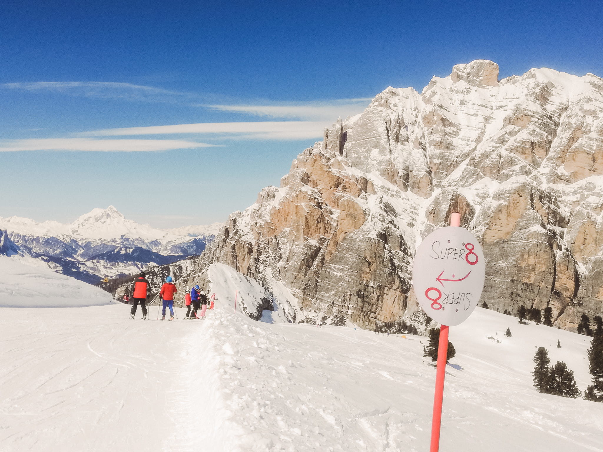 Super 8 Dolomiti Superski Lagazuoi