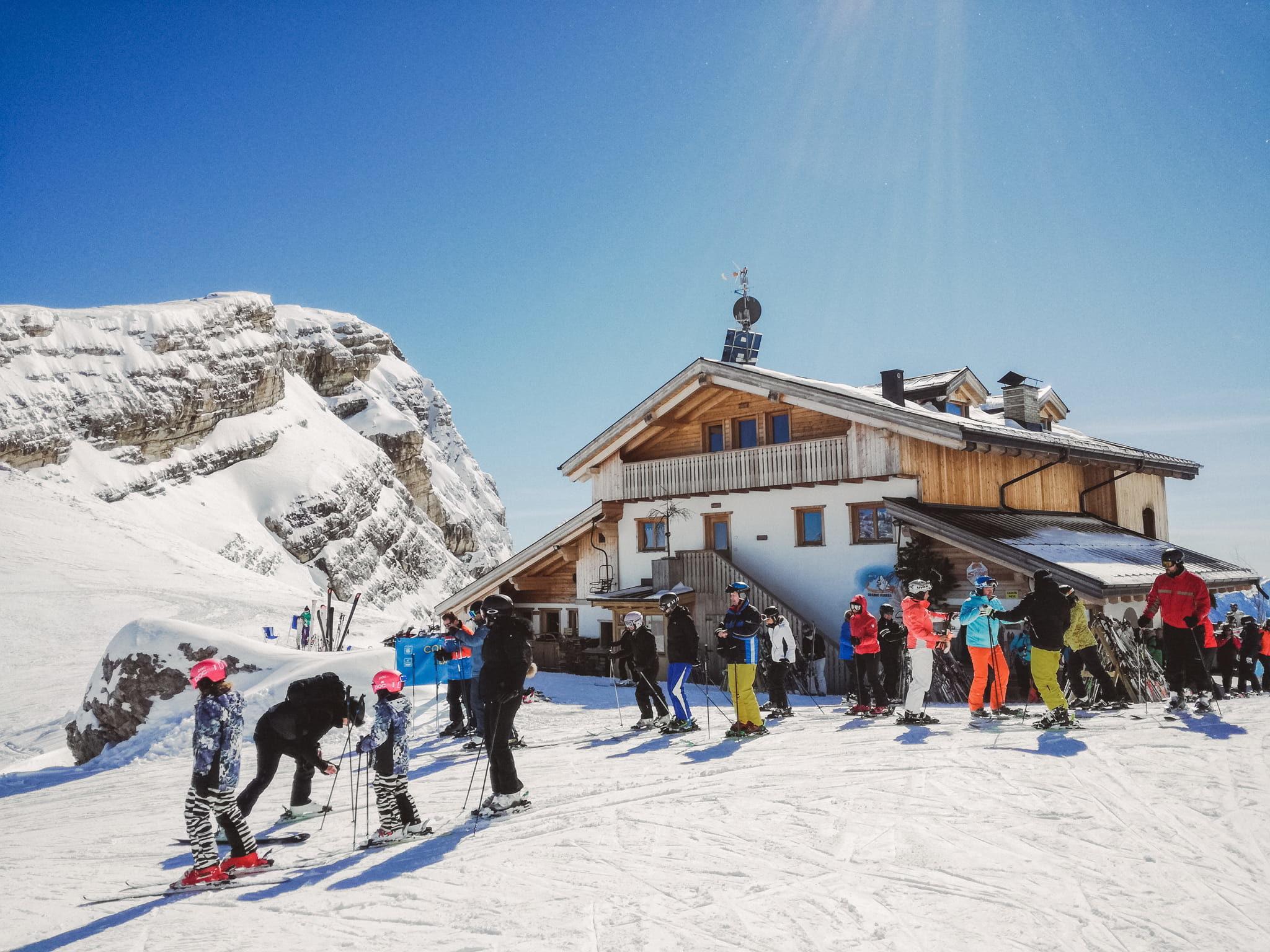 Rifugio Averau - Cortina d'Ampezzo