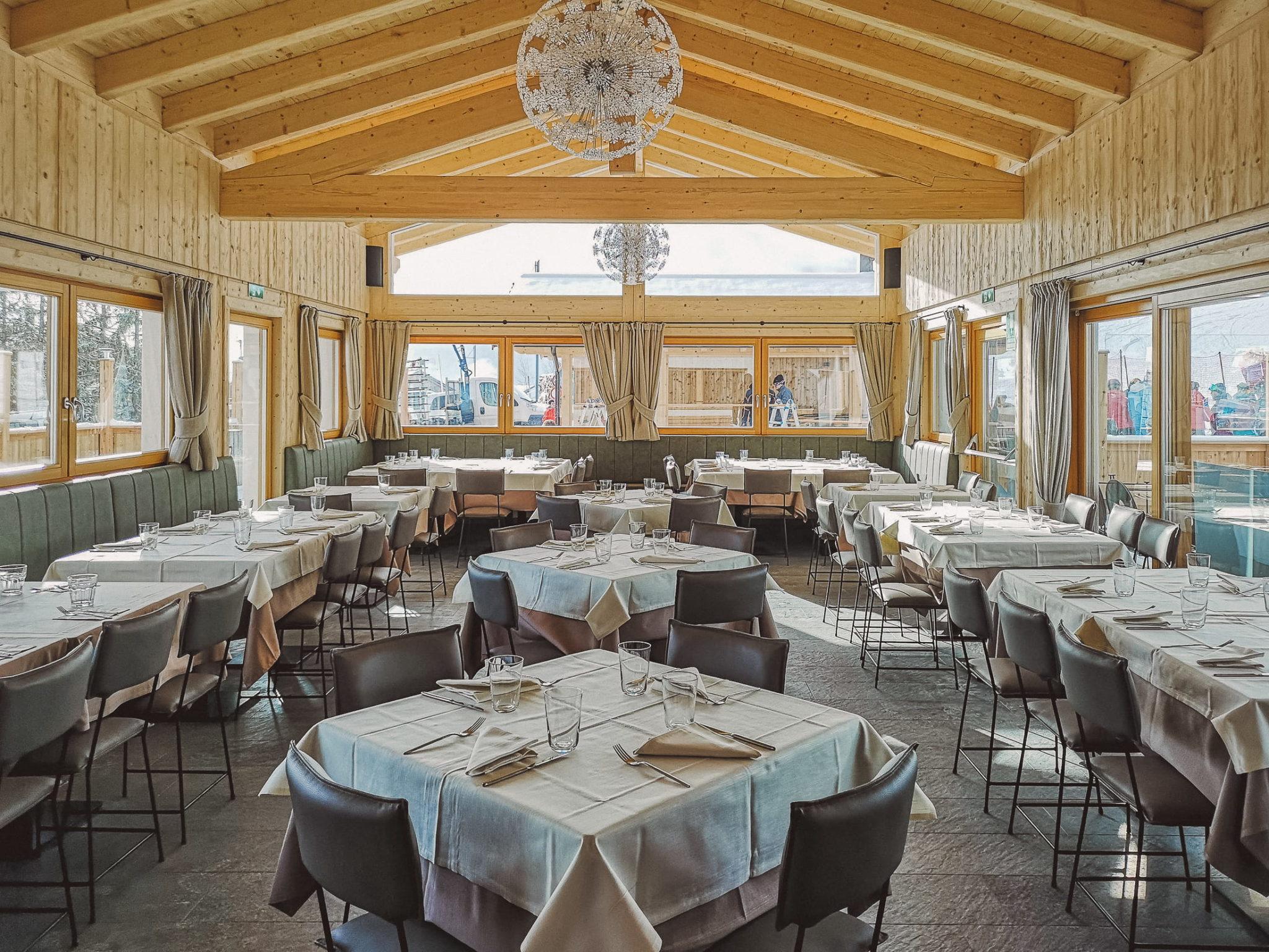 Chalet Tofane a Cortina - foto Dolomiti Review