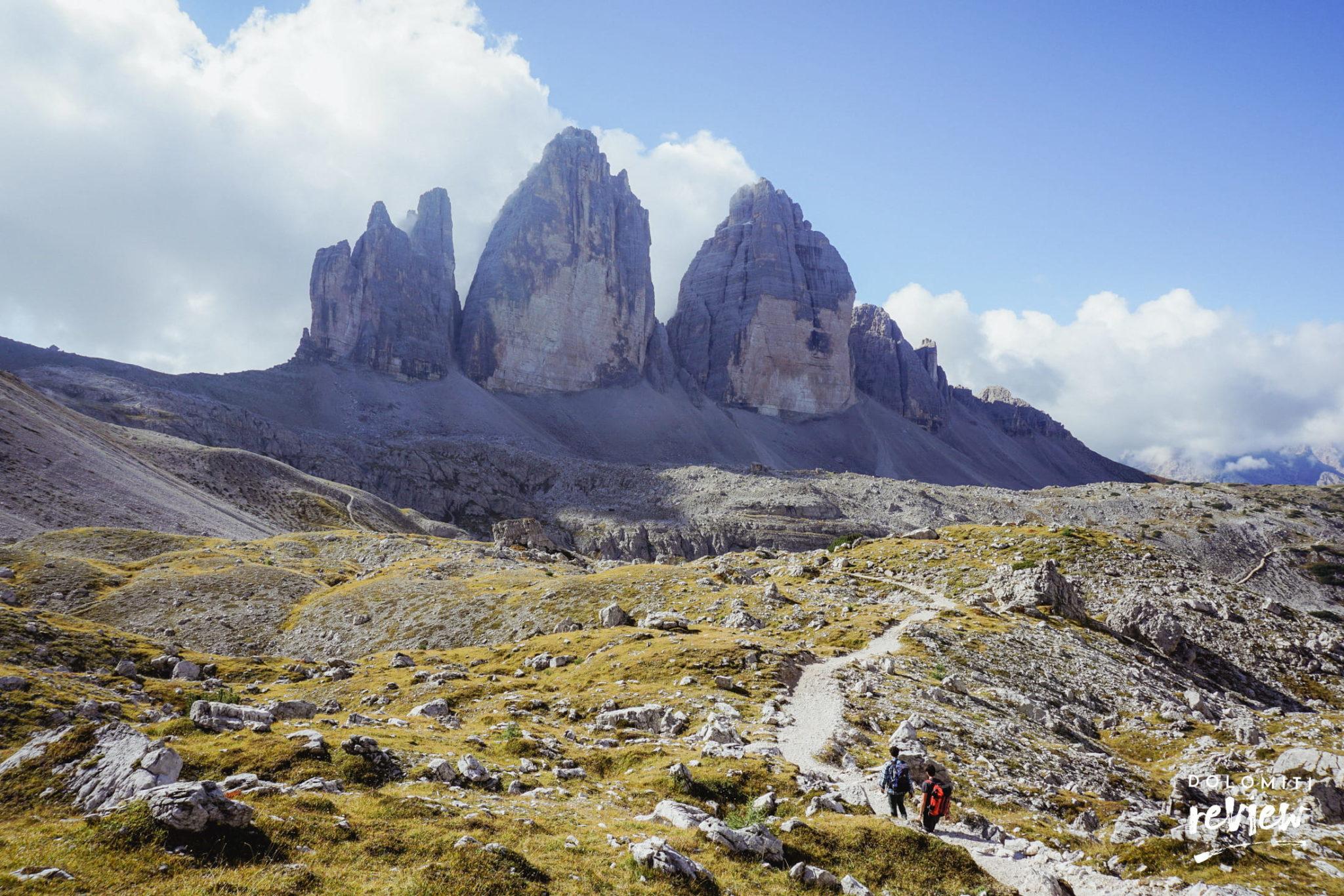 Giro delle Tre Cime di Lavaredo - Foto © Dolomiti Review