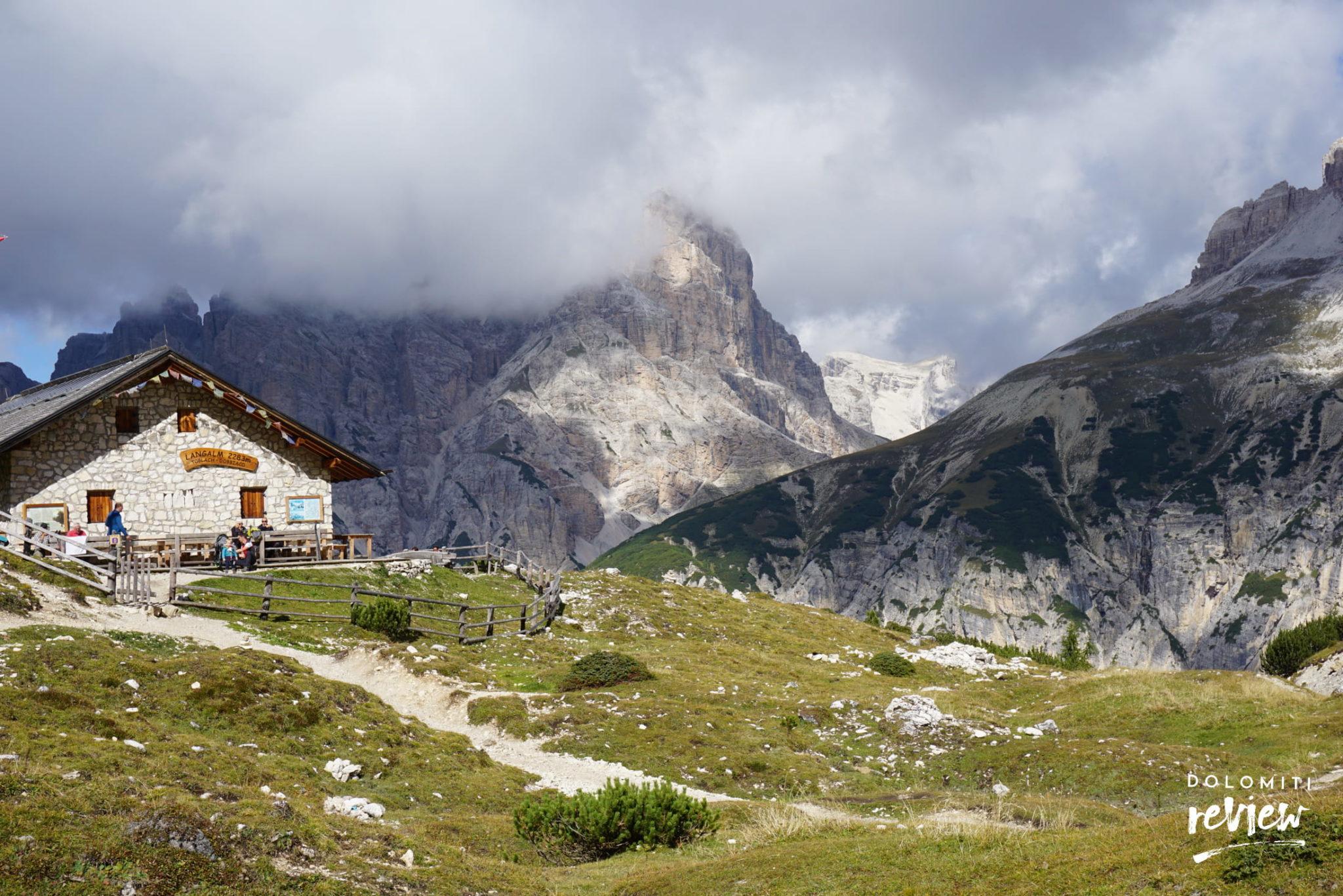 Malga Lang Alm - Foto © Dolomiti Review