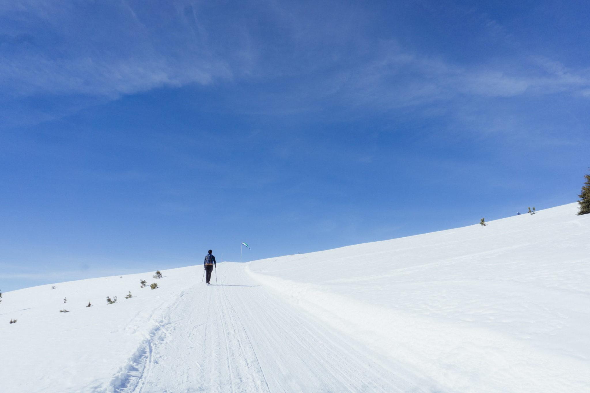 Escursione invernale al Rifugio Resciesa - Foto © Dolomiti Review