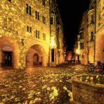 A Bressanone, il Festival Luci e Acqua