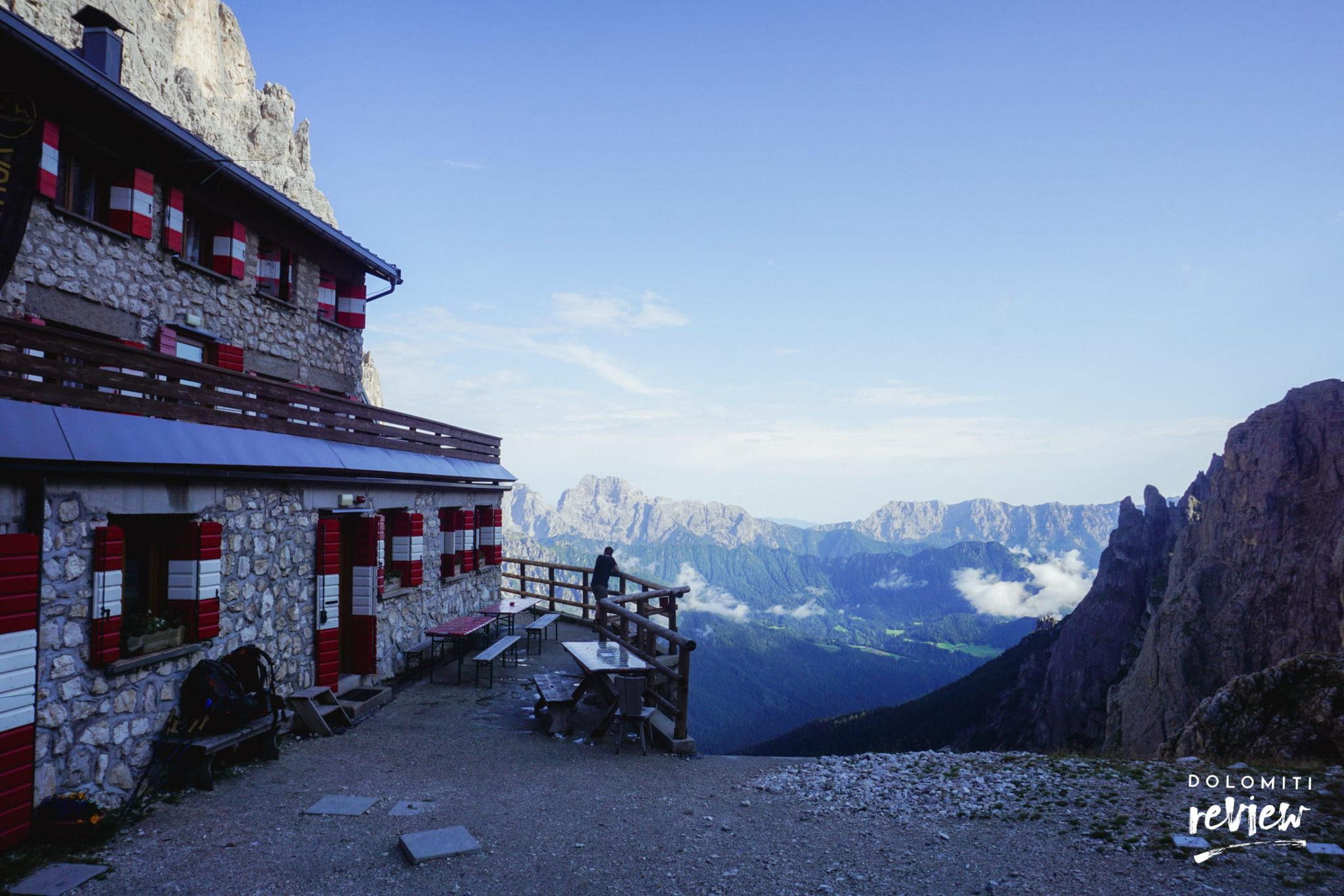 Rifugio Pradidali - Foto © Dolomiti Review