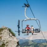 Impianti aperti in estate sulle Dolomiti - Foto Wisthaler Dolomiti