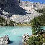 Divieto balneazione Lago Sorapis