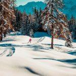 Sci di Fondo a Cortina piste aperte