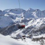 Apertura impianti Arabba sci inverno