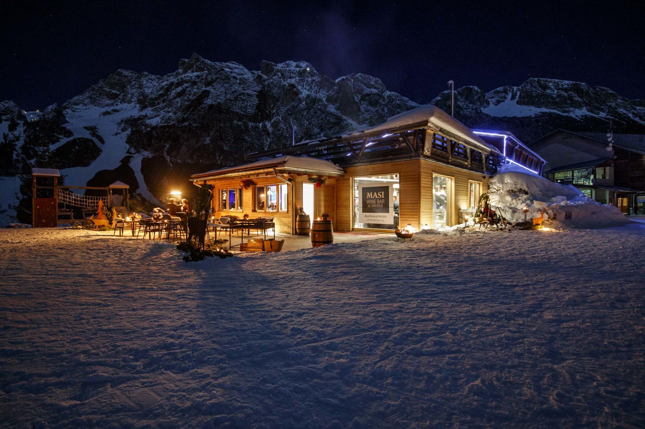 Masi Wine Bar Cortina d'Ampezzo