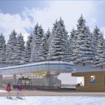 Nuova cabinovia Tofana - 5 Torri Cortina d'Ampezzo