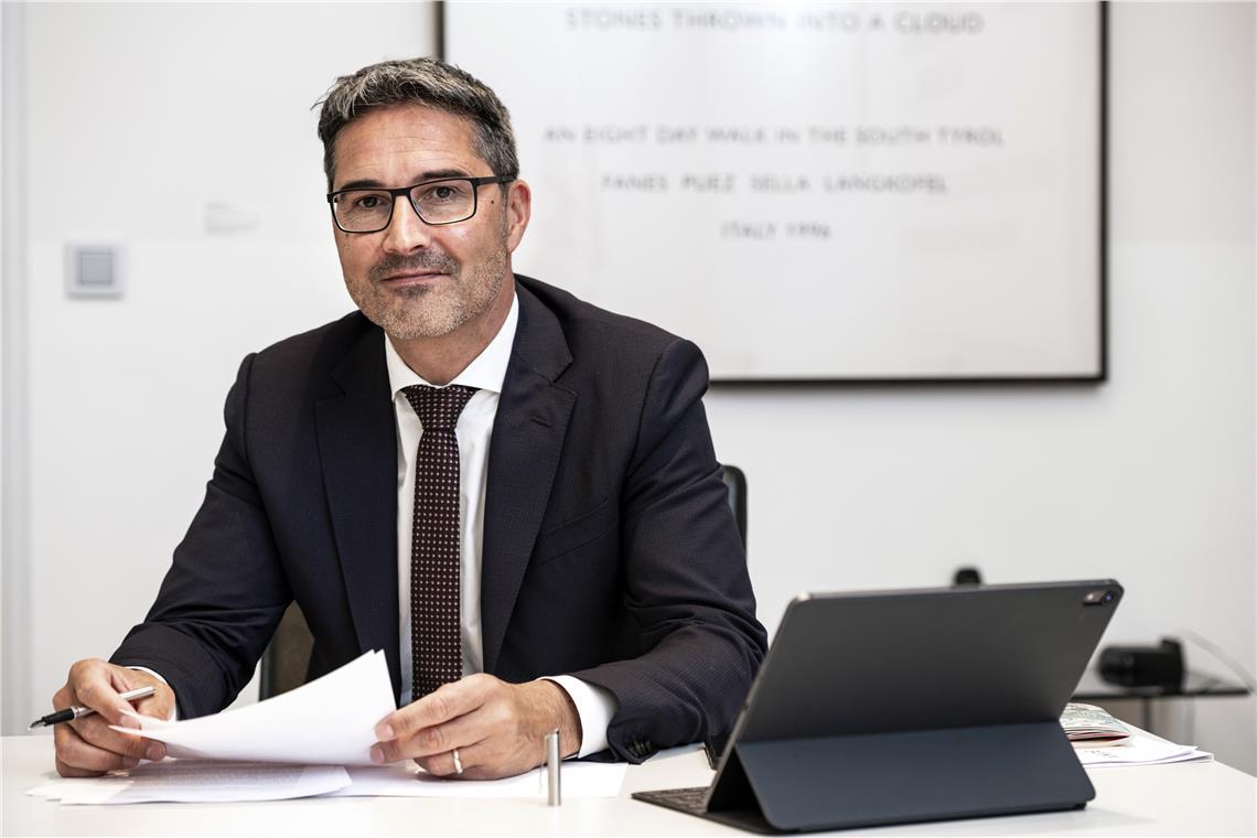 Arno Kompatscher, Presidente della Provincia autonoma di Bolzano