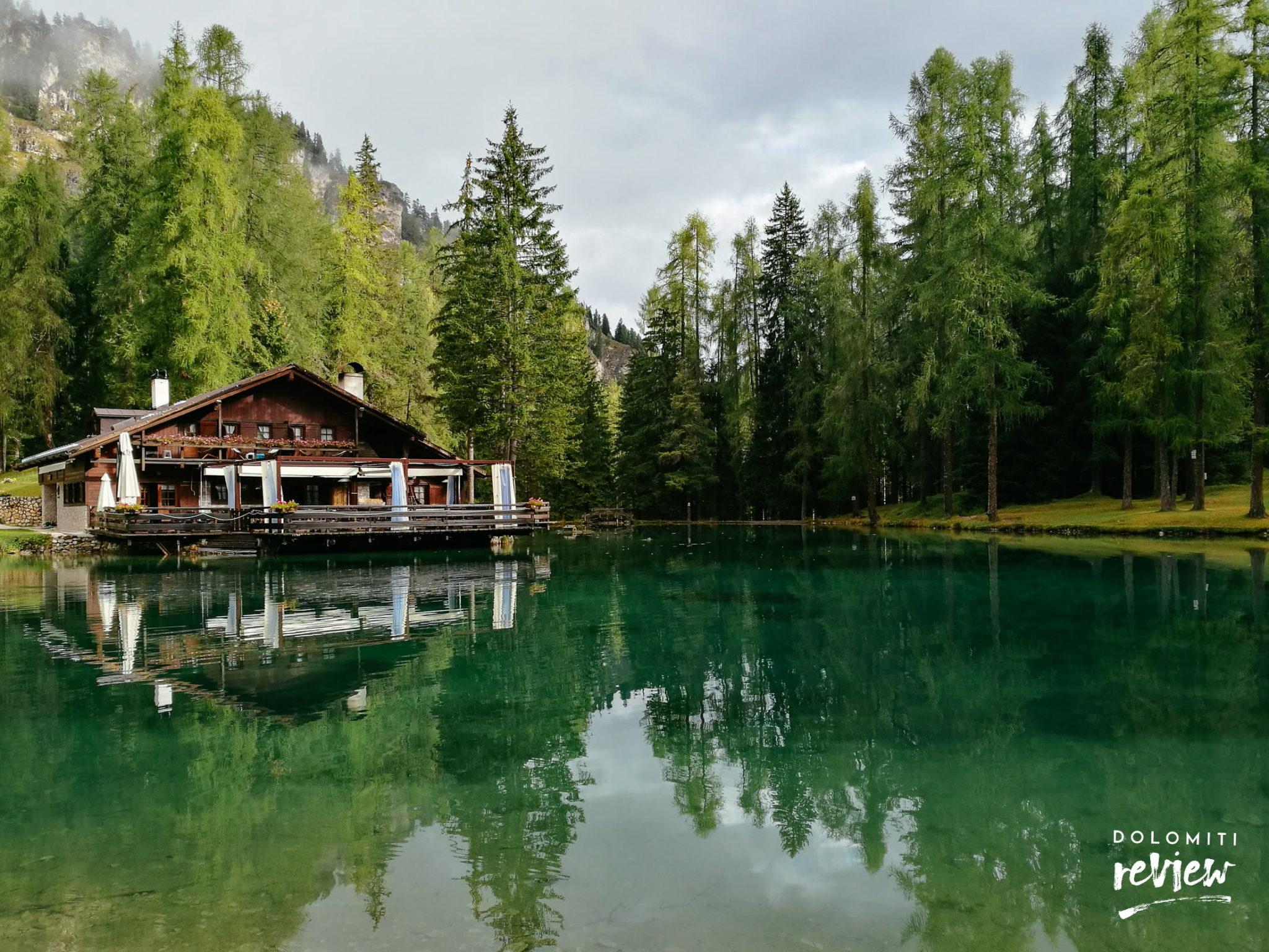 Lago Ghedina - Cortina d'Ampezzo - Foto Dolomiti Review