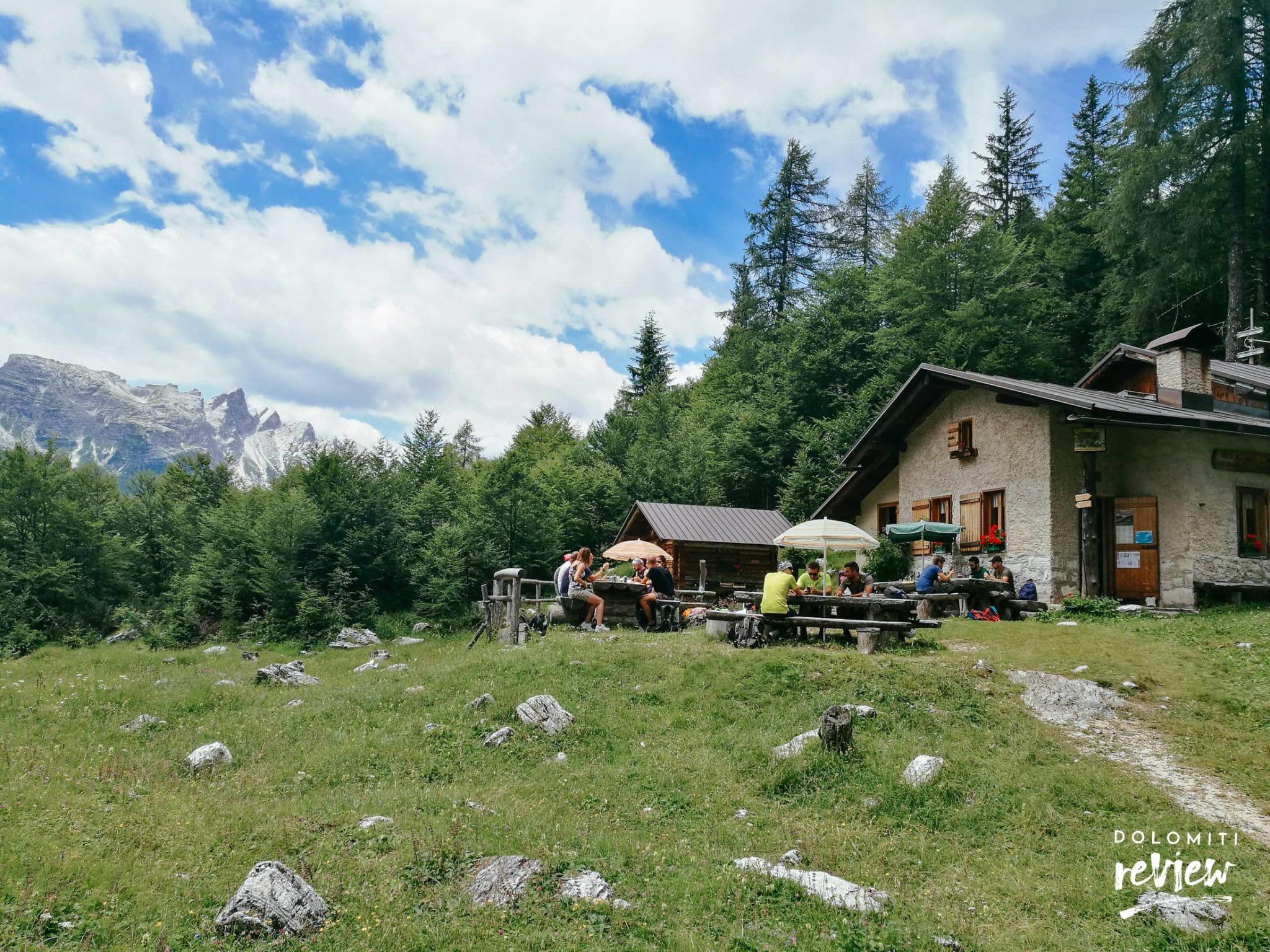 Rifugio Angelini - Dolomiti Bellunesi