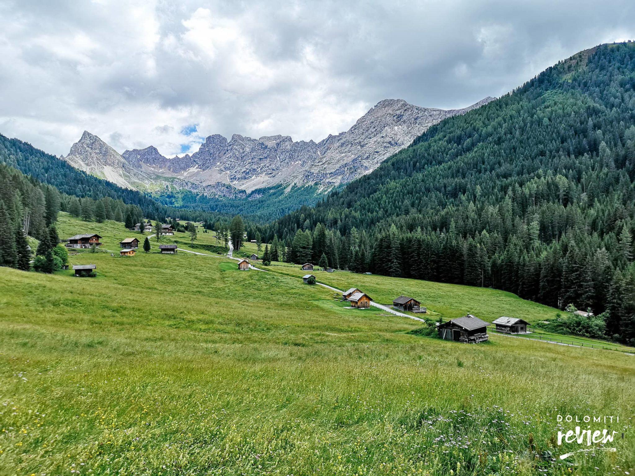 Val San Nicolò (Val di Fassa)