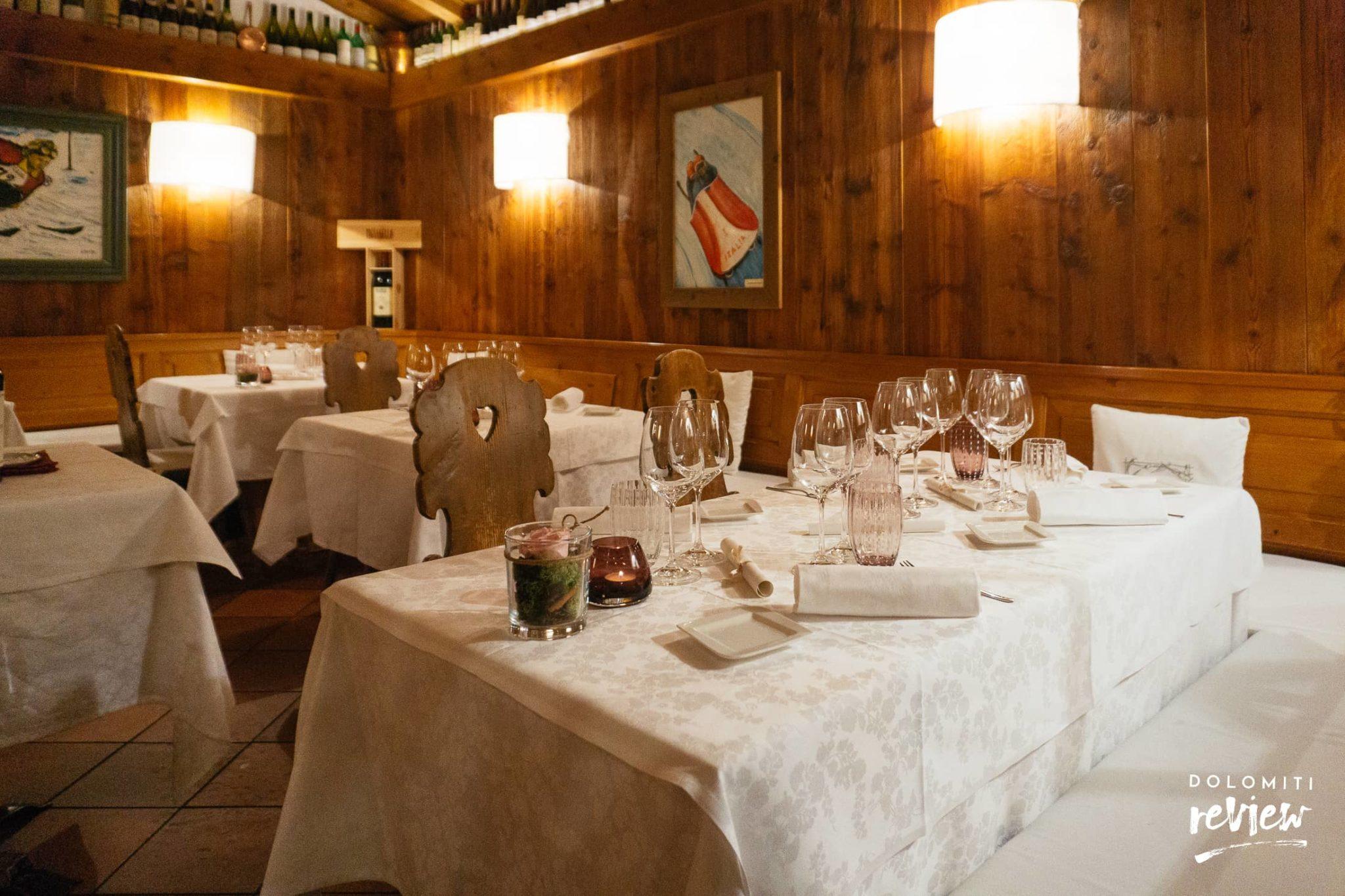 Ristorante Tivoli - foto Dolomiti Review
