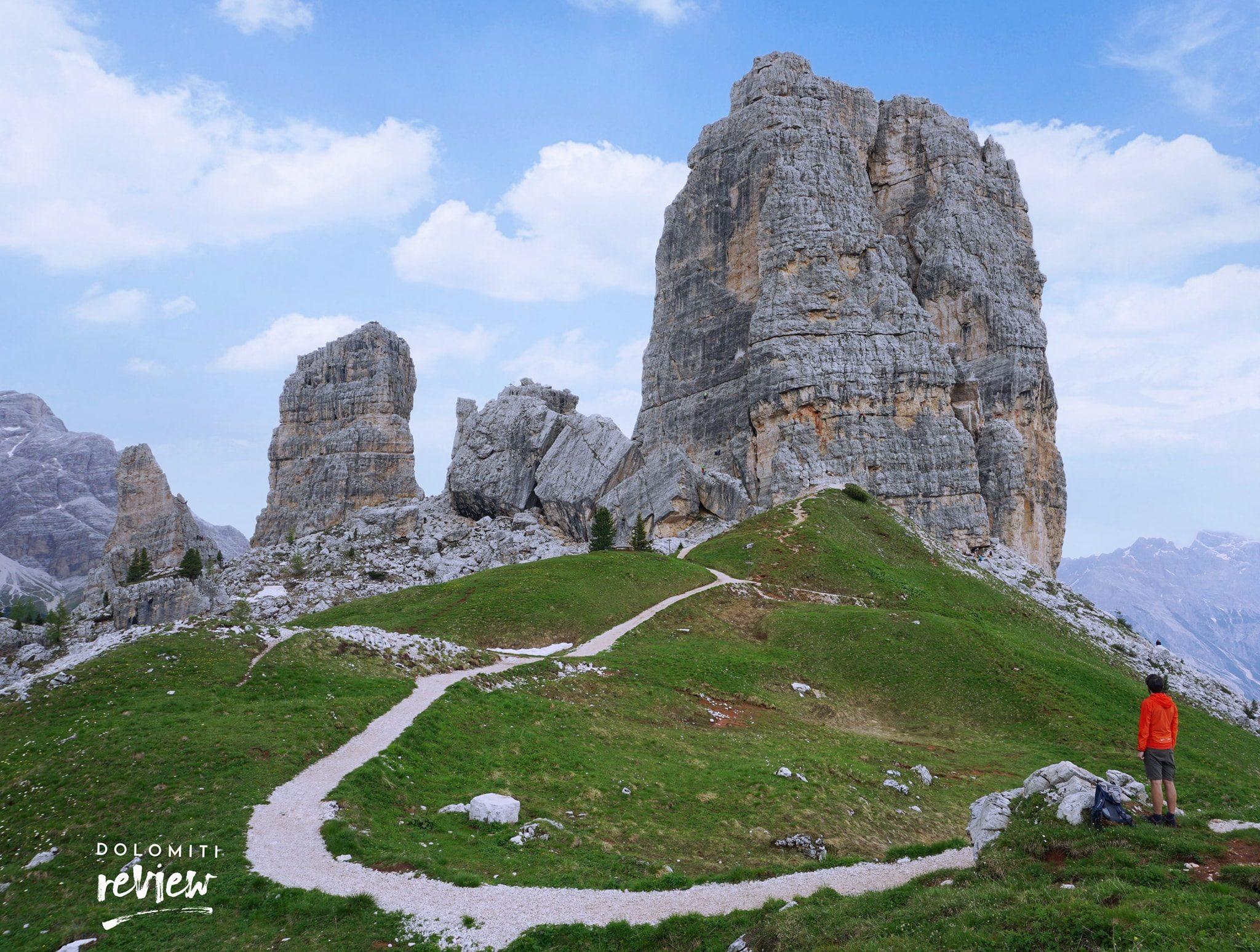Cinque Torri Cortina d'Ampezzo