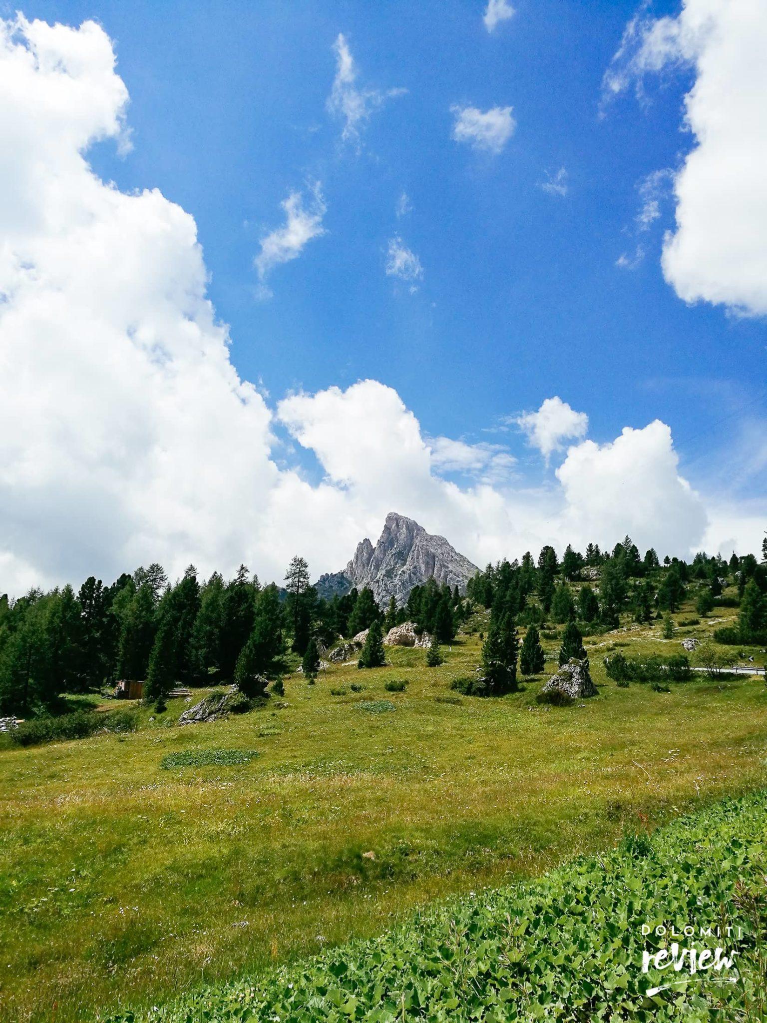 Passo Falzarego Col Gallina