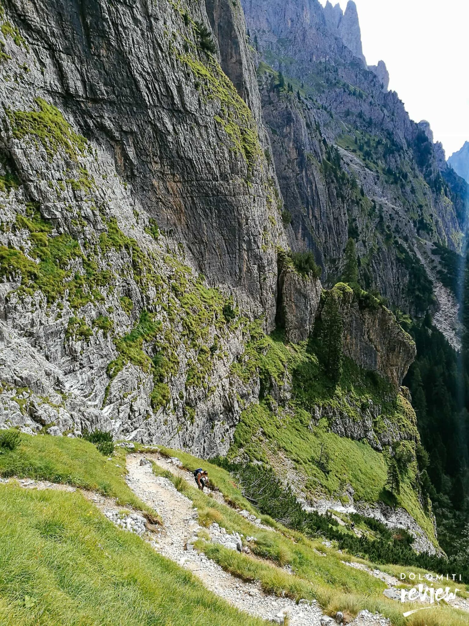Escursione al Rifugio Pradidali