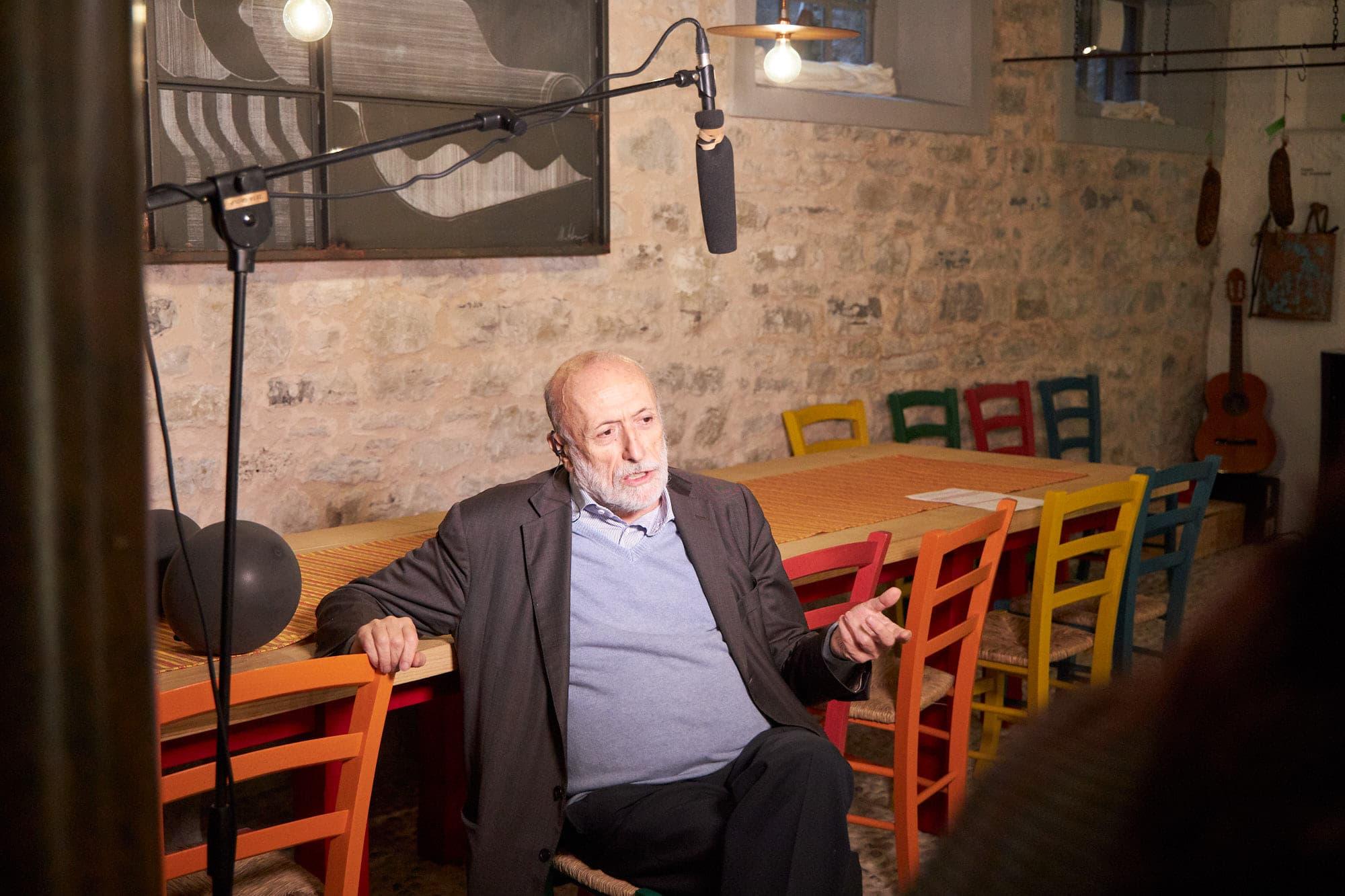 Carlo Petrini - intervista al fondatore di Slow Food