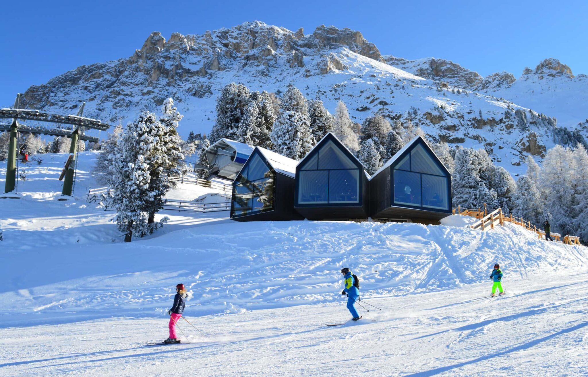 Rifugio Oberholz, Ski center Latemar - foto Thomas Ondertoller