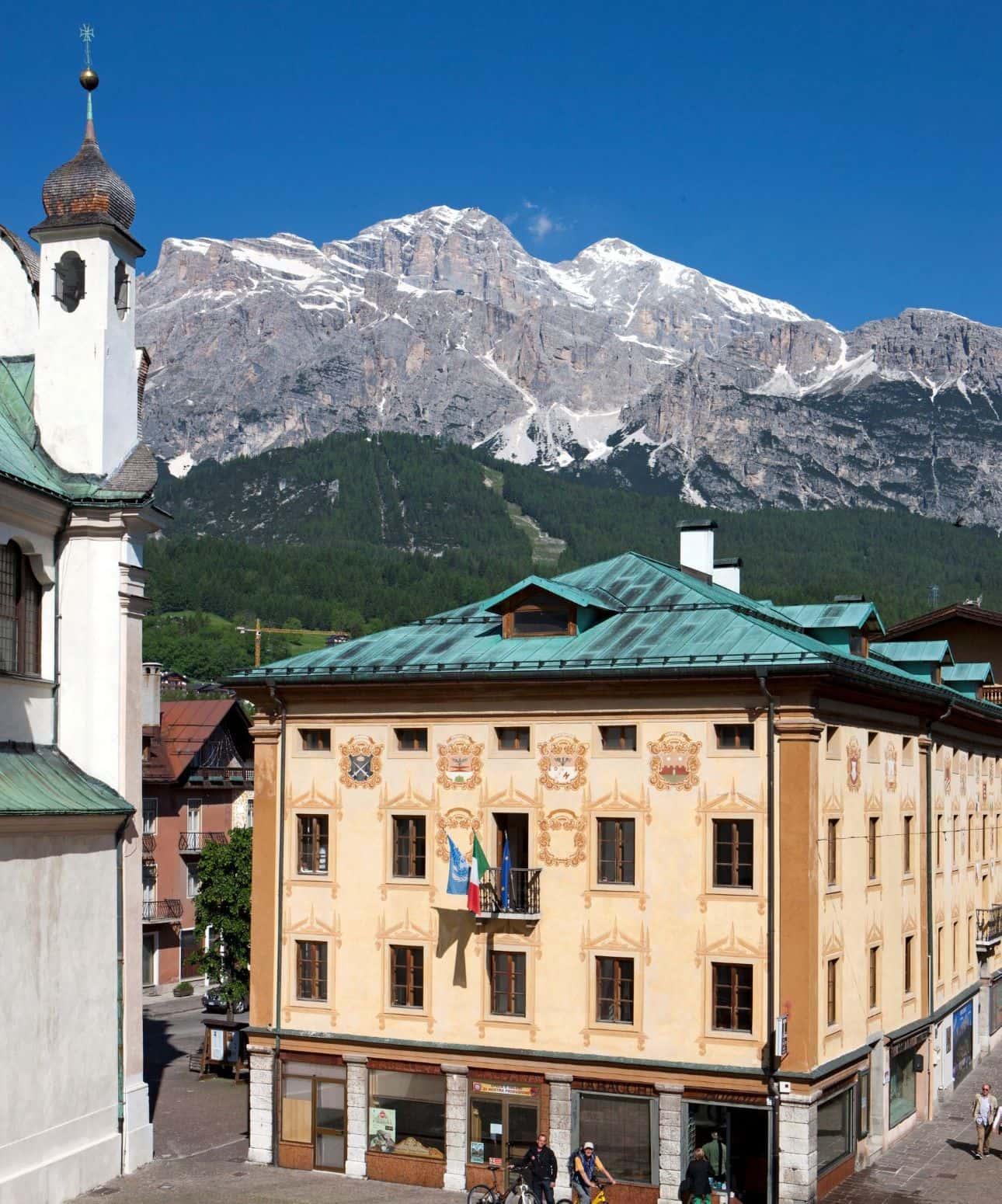 Fondazione Dolomiti Unesco sede