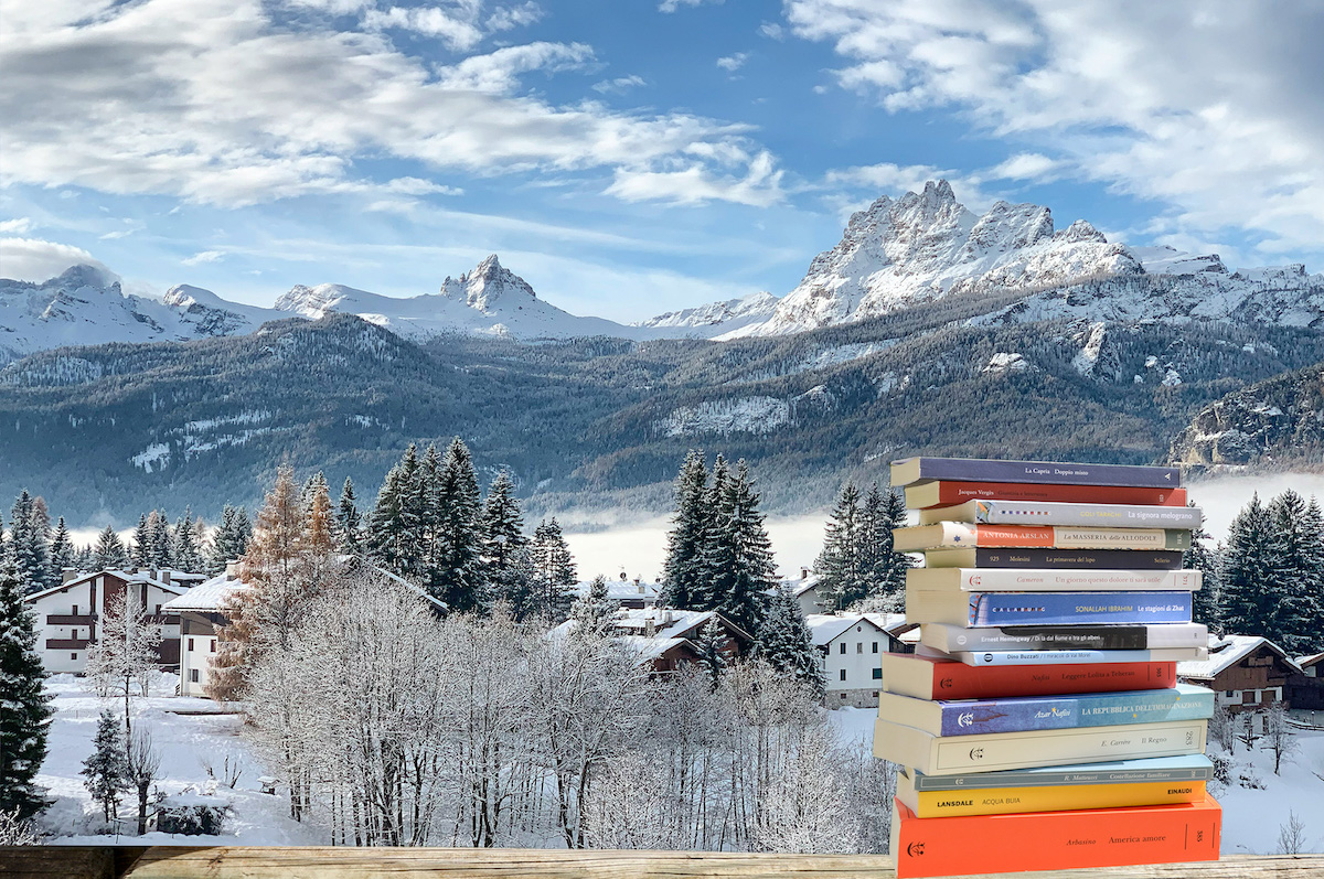 Una Montagna di Libri in Streaming