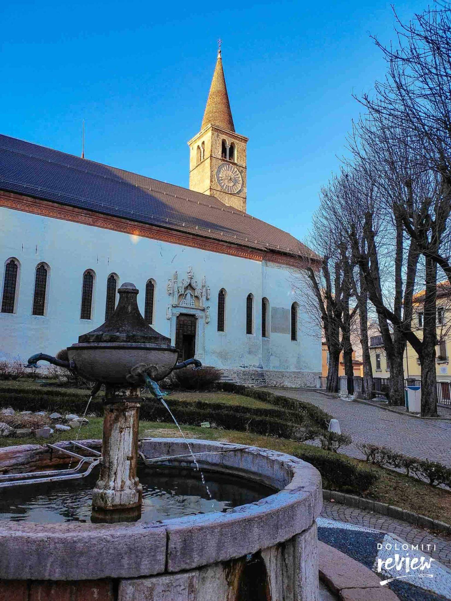 Chiesa di Santo Stefano a Belluno