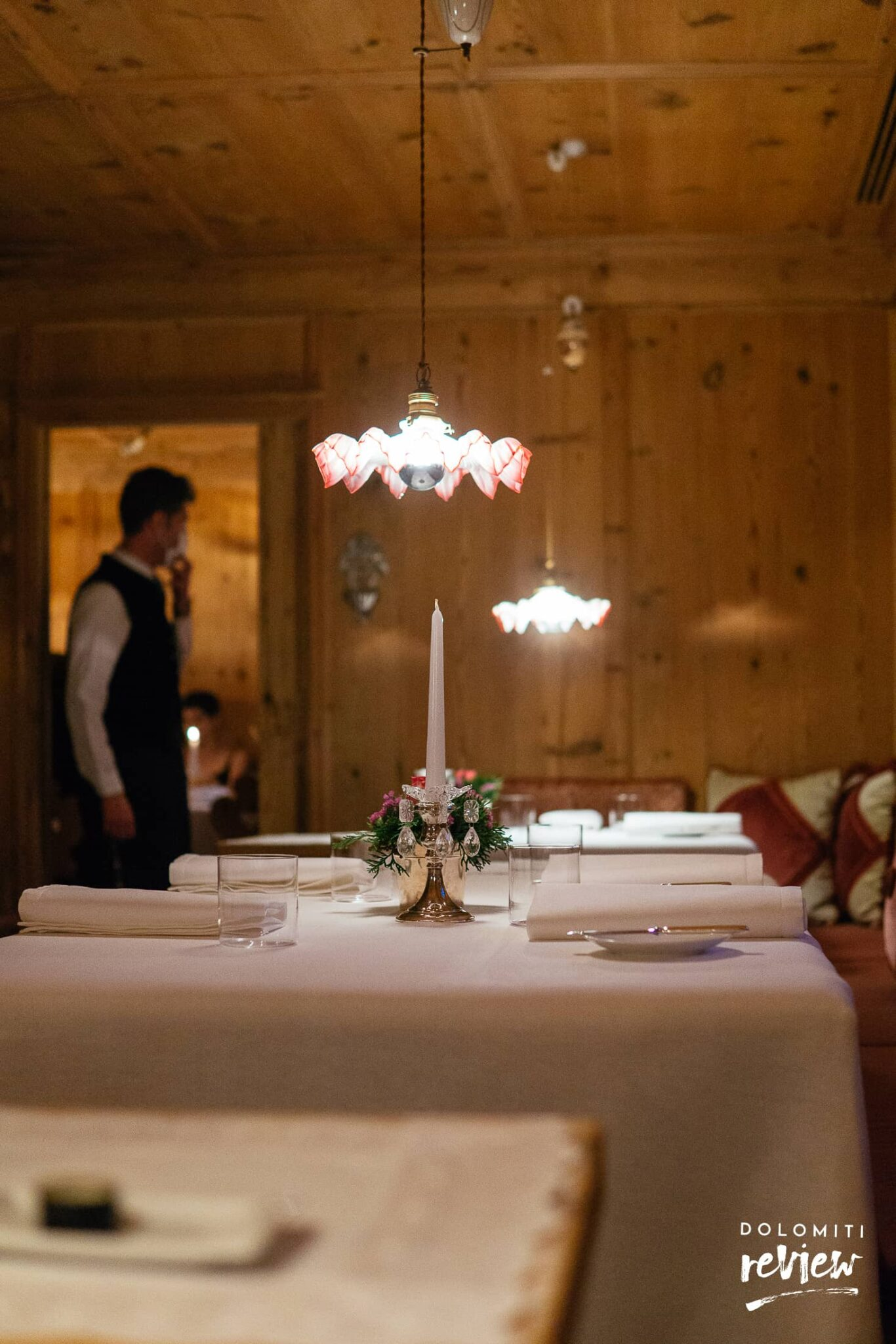Interni ristorante Suinsom