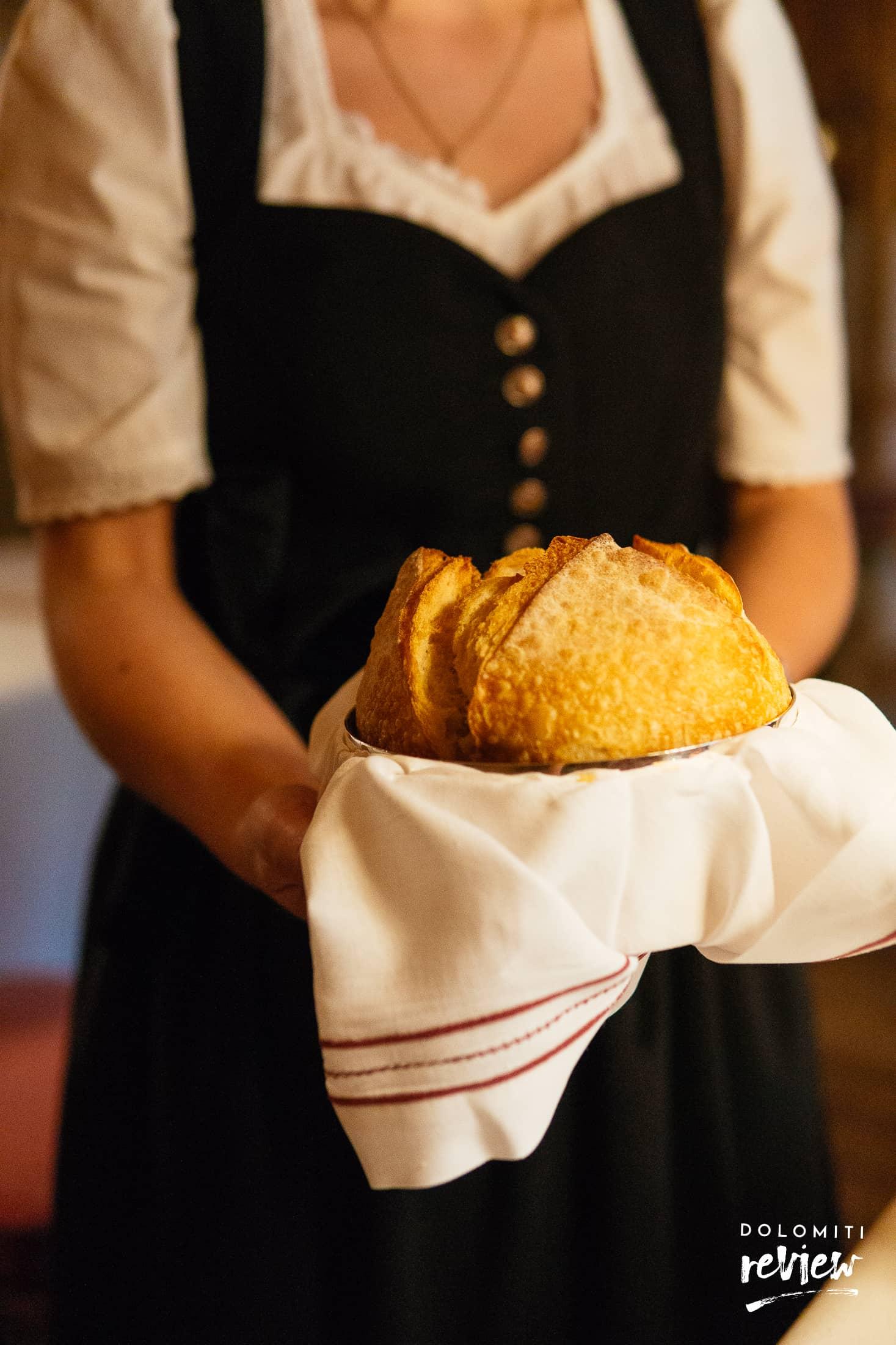 Pane fatto in casa - Ristorante Suinsom